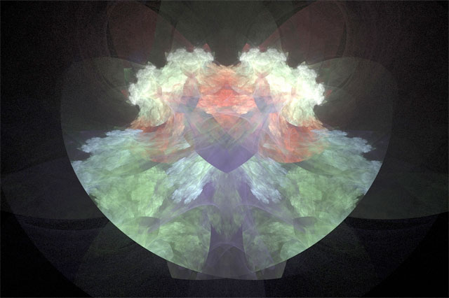 heart fractal, somatic awakening course, working with the body