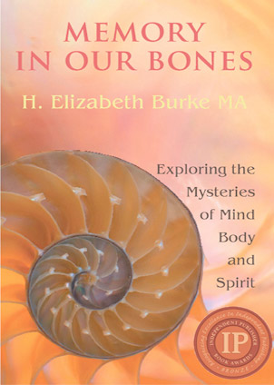 memory in our bones book cover, book endorsements, tools for change